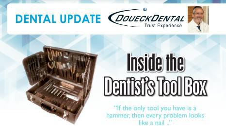 Inside the Dentist's Toolbox