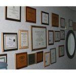 Dr. Doueck Certifications
